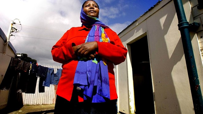 In 2004, Abdille shared with the Dominion Post her desperation to be reunited with family.ANDREW GORRIE/STUFF