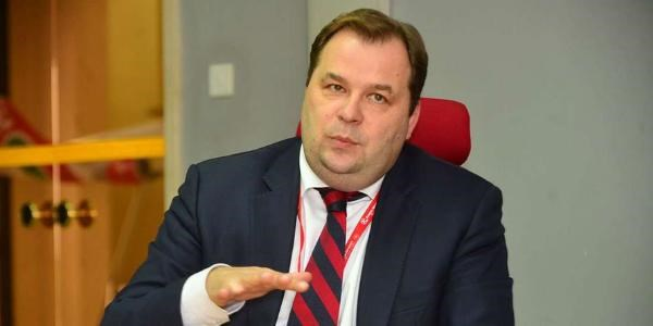 Kenya Airways CEO Sebastian Mikosz. FILE PHOTO | NMG
