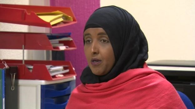 "Zainab Nur said Somali women are being ""stigmatised and racially profiled"" by FGM history"